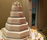 Hotel Monteleone New Orleans Wedding Cake