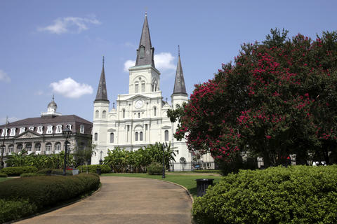 New Orleans Attractions Saint Louis Cathedral