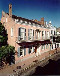 New Orleans Attractions Herman Grima Gallier Historic Homes