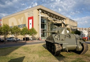 New Orleans Attractions National WWII Museum