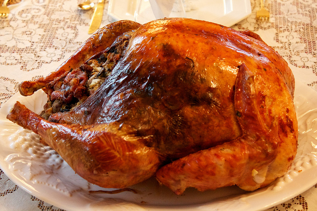 Turkey Time. (Photo: Gavin St. Ours via Flickr)