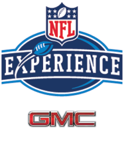 NFL Experience Super Bowl 47 XLVII New Orleans 2013 Logo