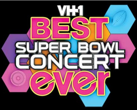 Super Bowl XLVII 47 Concert Series Logo
