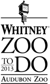 Audubon Zoo Whitney Zoo-To-Do 2013 Logo
