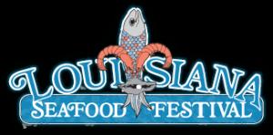 Louisiana Seafood Festival New Orleans Logo