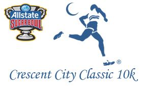 New Orleans Crescent City Classic 2013 Logo