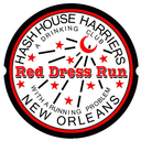New Orleans Red Dress Run 2013 Logo