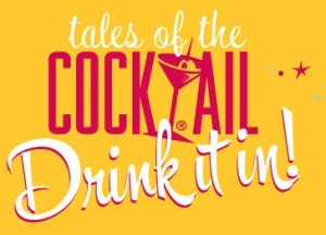 New Orleans Tales of the Cocktail 2013 Logo