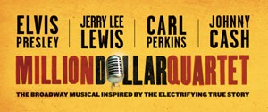 Million Dollar Quartet Broadway Theater New Orleans