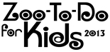Zoo-To-Do For Kids 2013 Audubon Zoo New Orleans Logo