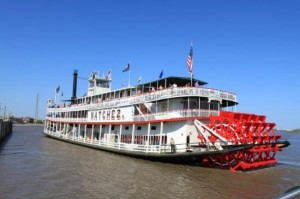 Steamboat Natchez New Orleans Attractions