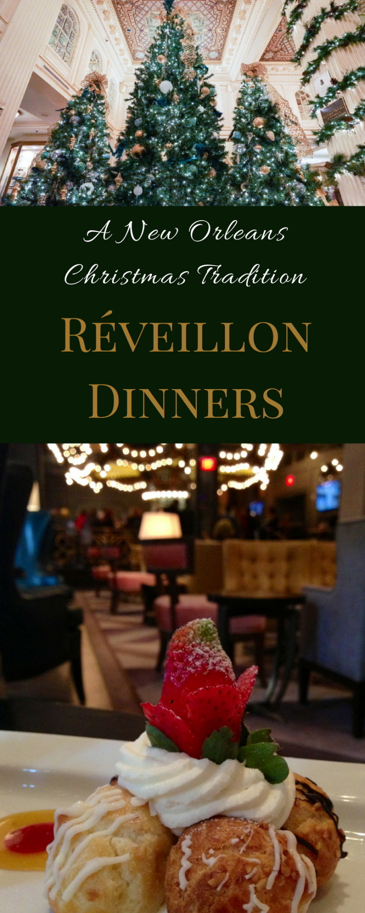 Réveillon Dinners in New Orleans are a historic holiday tradition, dating back to the 19th century. Enjoy this Christmas celebration at Criollo Restaurant!