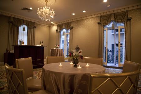 private event venue in New Orleans at Hotel Monteleone