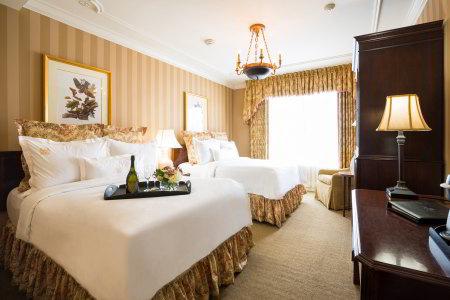 Hotel Monteleone Hotel Room: Traditional Double-Double