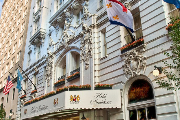 Hotel Monteleone is a historic hotel located in the heart of the French Quarter of New Orleans.