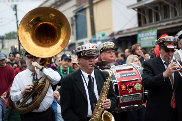 2016 Fall Festivals in New Orleans