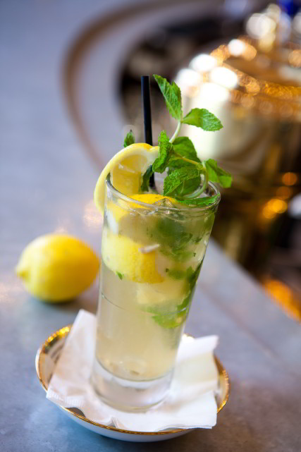 Enjoy These Refreshing Spring Cocktail Recipes from the Carousel Bar
