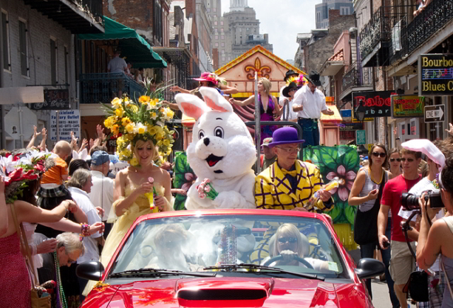 3 Ways To Celebrate Easter In New Orleans' French Quarter