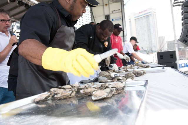 New Orleans Oyster Festival: What to Eat!