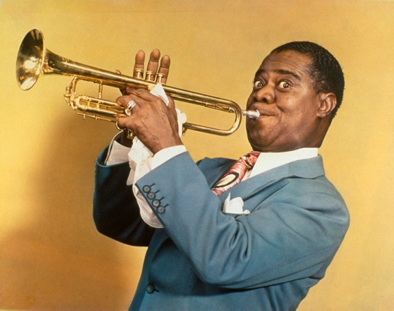 an introduction to the life and music by louis armstrong A new generation of music buyers was handed a hearty introduction to the king of jazz,  life of the party  louis armstrong february 26, 1971: louis' home,.