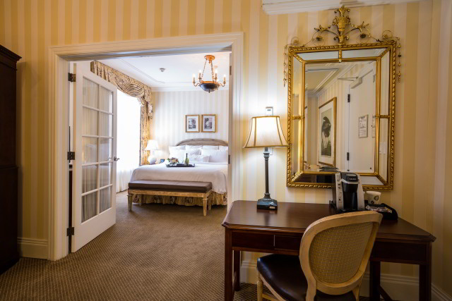 With 55 New Orleans luxury suites, Hotel Monteleone can accommodate practically every traveler's need.
