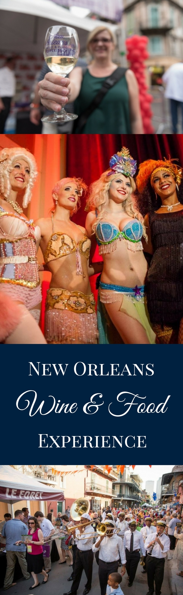 The annual New Orleans Wine and Food Experience (NOWFE) is a literal and figurative feast for the senses, perfect for wine-lovers and foodies.