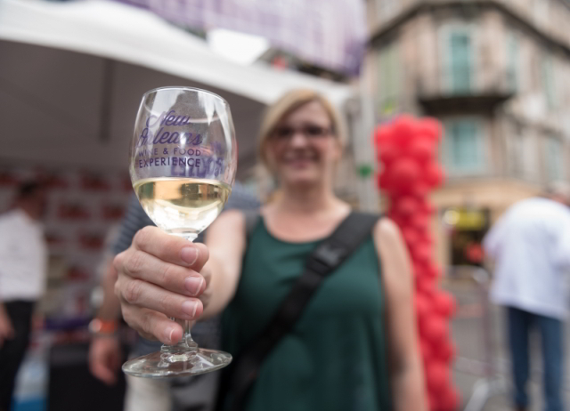 NOWFE's the Time: New Orleans Wine & Food Experience