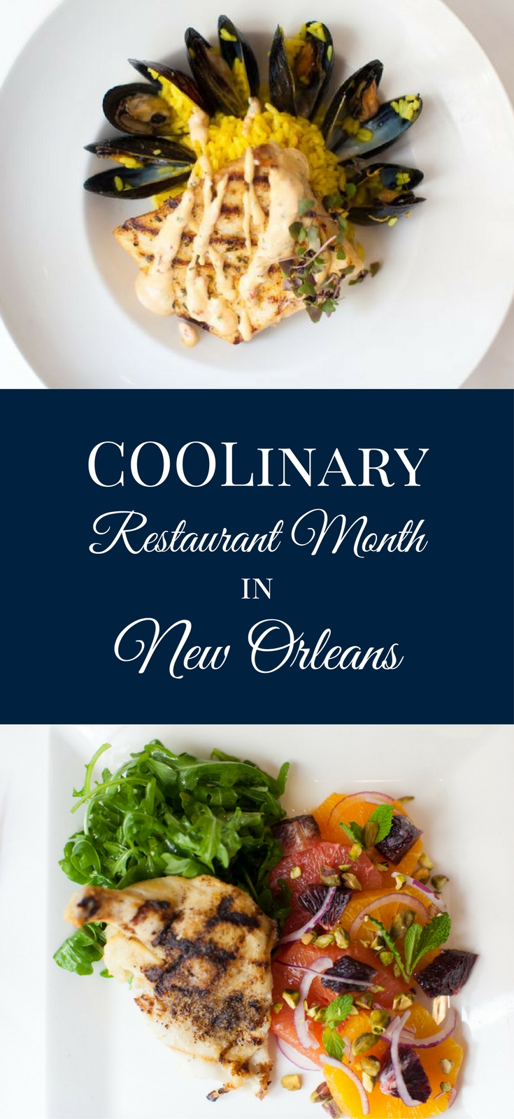 New Orleans offers the ultimate summer dining experience: COOLinary, happening August 1-31. Indulge and taste all that New Orleans has to offer, for less!