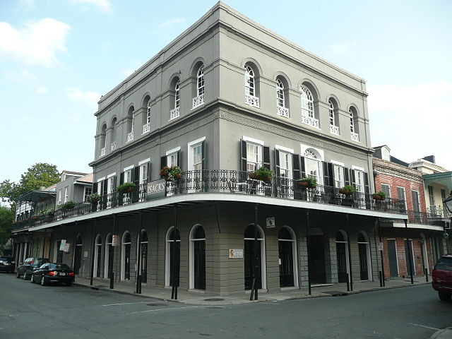 New Orleans Ghost Stories