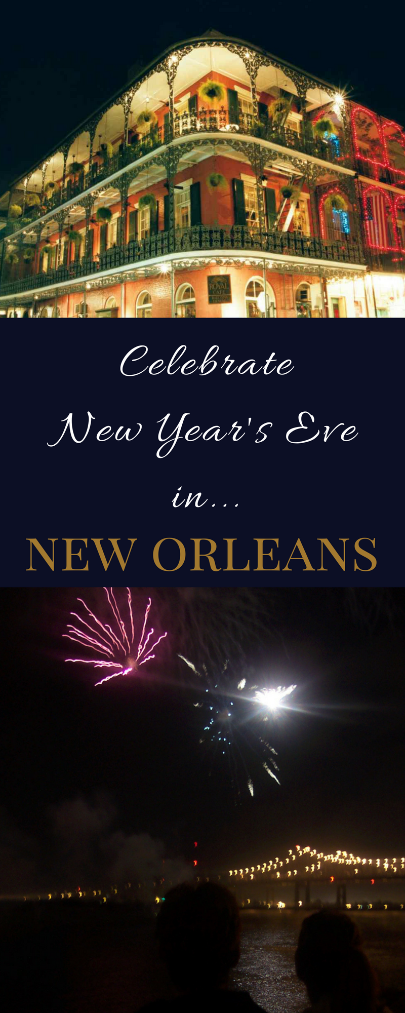 Ring In New Year's Eve In The French Quarter At Hotel