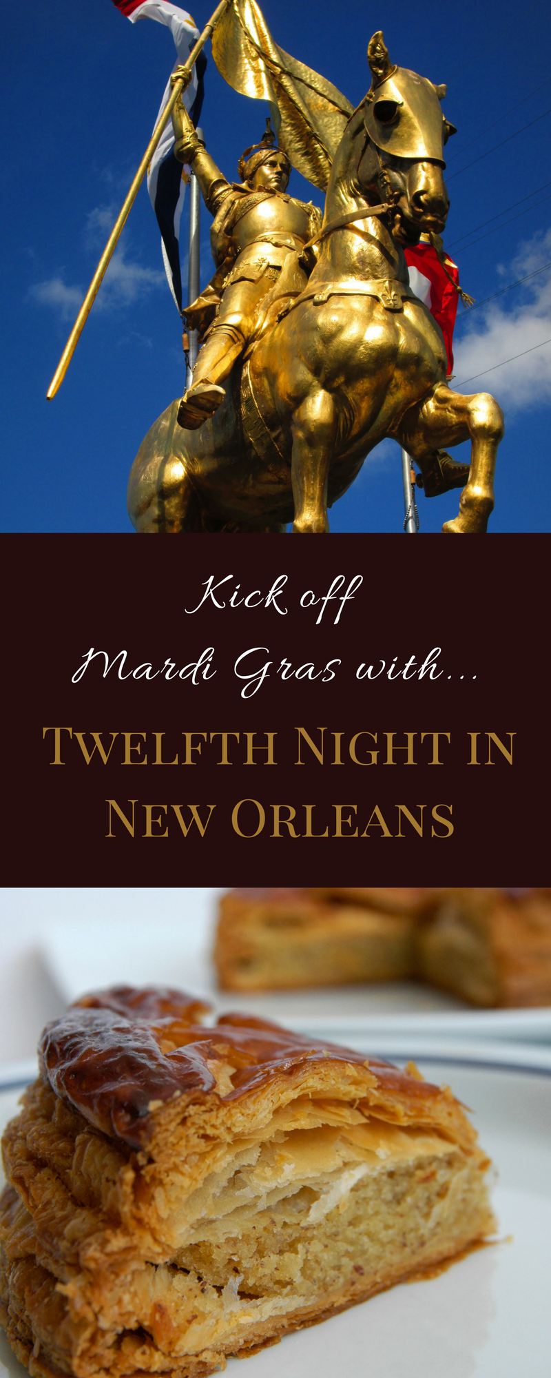 If you want to experience a taste of Carnival but without the crowds, Twelfth Night might be just the New Orleans experience you're looking for. Here's what to expect. (Photo credits: Stephen Rees and Yuichi Sakuraba)