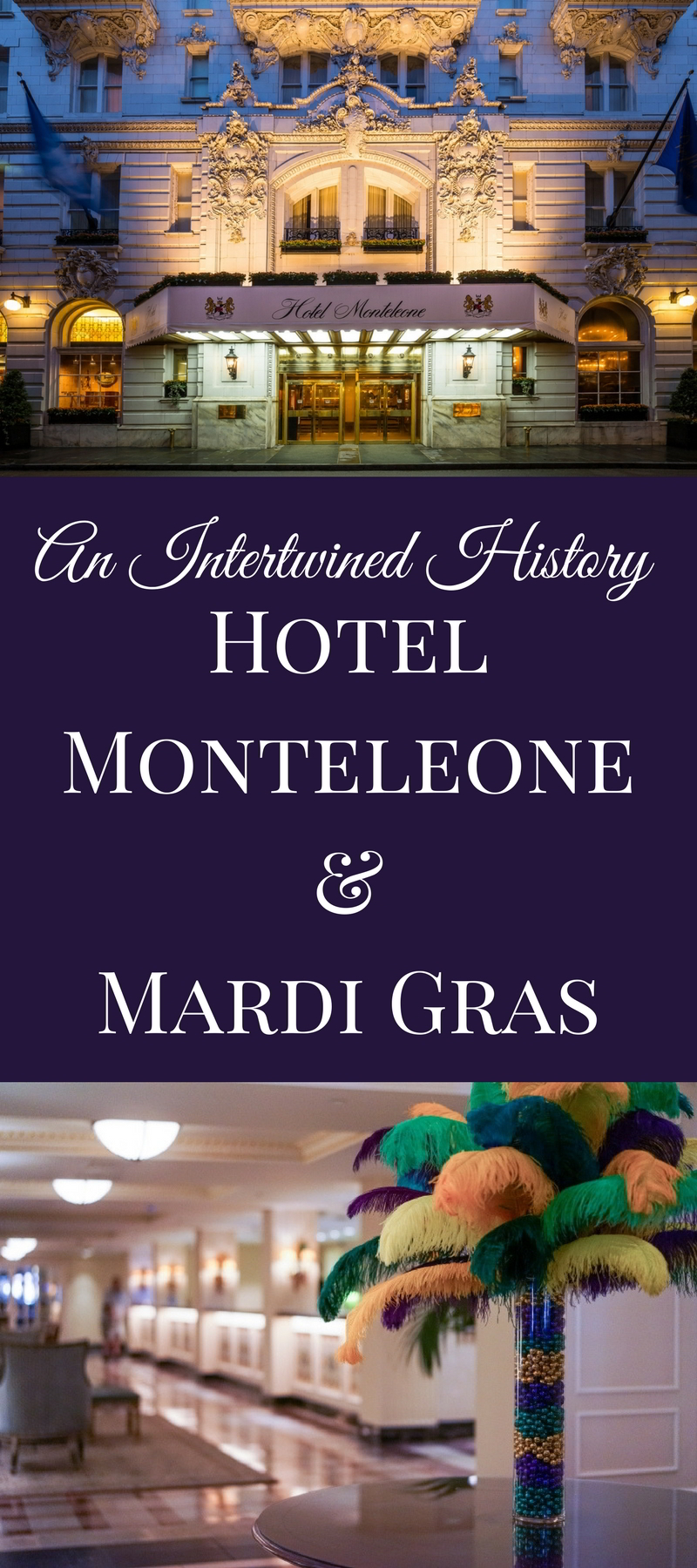 What do the French Quarter and a Sicilian immigrant have in common? Learn more about the deeply intertwined history of Hotel Monteleone and Mardi Gras.