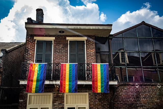 New Orleans Pride celebrates the LGBT community with a weekend full of events, June 9-11. (Photo courtesy Tony Webster, via Flickr)