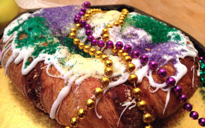 Eat Cake For a Cause at King Cake Festival