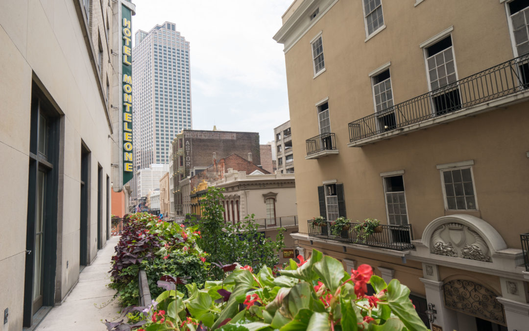 Enjoy the 35th Annual French Quarter Fest at the Hotel Monteleone